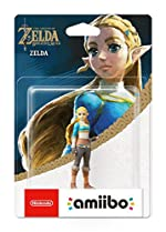 Amiibo The Legend of Zelda - Breath of the Wild Zelda