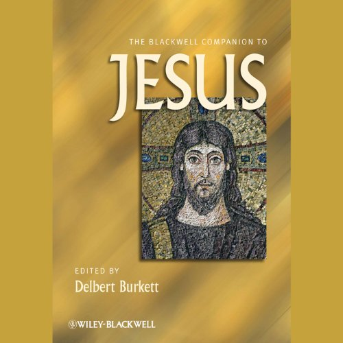 The Blackwell Companion to Jesus audiobook cover art