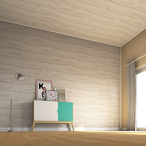 Avanti Exclusive Wandpaneel und Deckenpaneel Eiche Grau Realpore 1300 x 250 x 10 mm - NEU!
