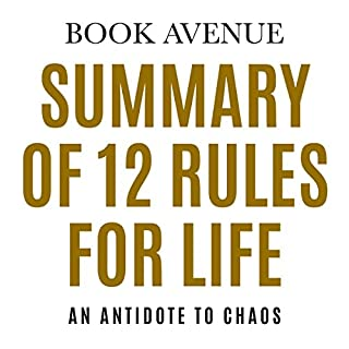 Summary of 12 Rules for Life cover art