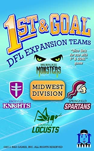 descuento online 1st and Goal  Midwest Midwest Midwest Expansion by R&R Games  ofreciendo 100%