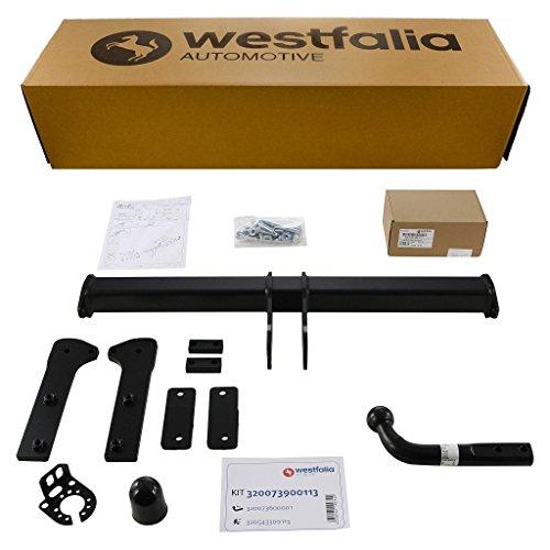 Westfalia Starre Anhängerkupplung für Volvo V70 (BJ ab 09/07), Volvo XC70 (BJ ab...