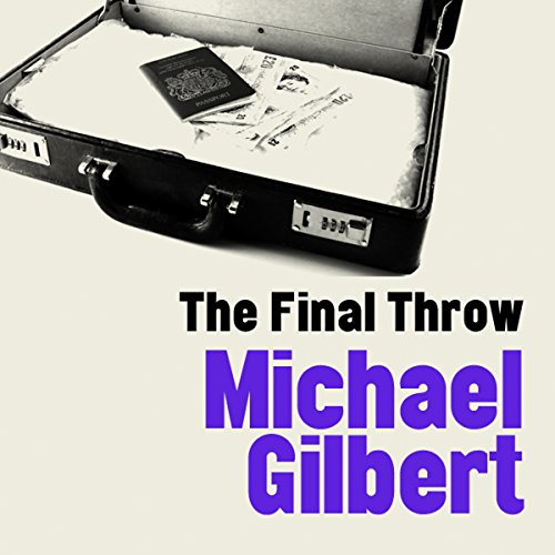 The Final Throw audiobook cover art