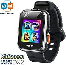 VTech KidiZoom Smartwatch DX2 Black (Amazon Exclusive)