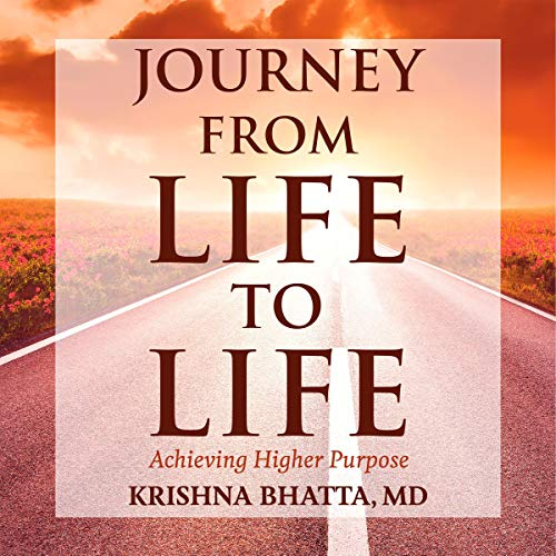 Journey from Life to Life audiobook cover art