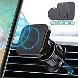 Supporto Auto Smartphone Magnetico Universale, Avolare Porta Cellulare da Auto, 360 Gradi ...