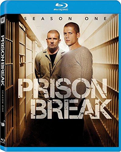 prison break season 1 blu ray - 1