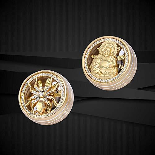 SGXDMxx Auto parfum_Auto Boeddha airconditioning air outlet aromatherapie auto parfum decoratie groothandel auto parfum 1