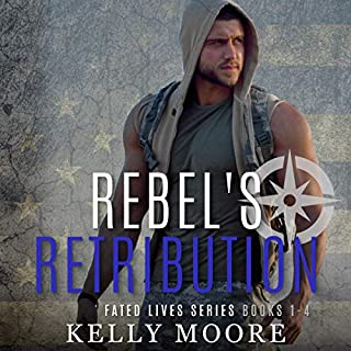 Rebel's Retribution cover art