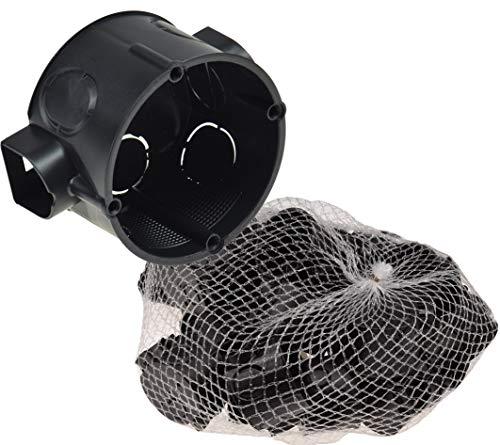 ChiliTec UP-Schalterdose Ø 60x41mm, 25er Pack