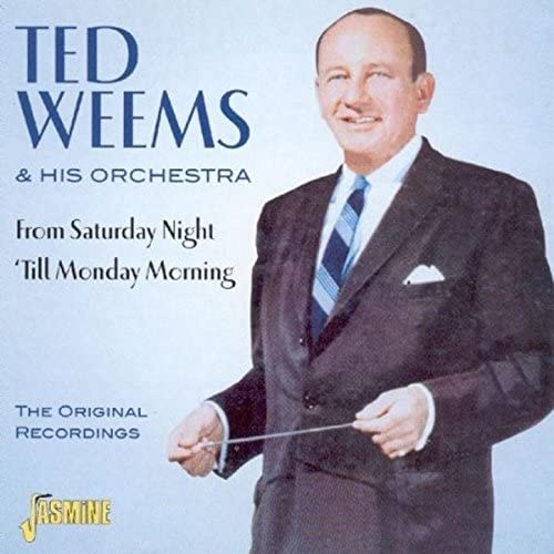 Ted Weems & His Orchestra feat. Parker Gibbs
