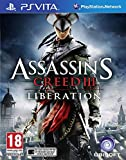 ASSASSIN CREED 3 LIBERATION PSVITA