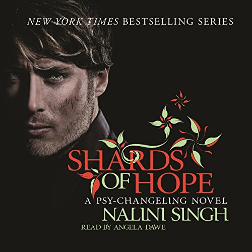 Couverture de Shards of Hope