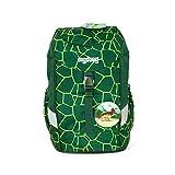 ergobag Mini Kids Backpack Mochila, Unisex niños, Lava Green, 10 L