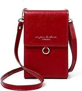 Luxury Women Phone Messenger Bag Leather Mini Summer Shoulder Bags Ladies Coin Purses Crossbody Bag Fashion Brand Female W...