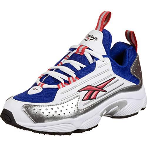 Reebok DMX Series 2K W schoenen white/hype pink/cobalt