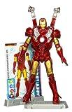 Marvel Iron Man 2 Movie Figure Iron Man Mark III #03