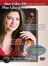 See Like Me Play Like A Pro Violin Instructional Series - The Swan