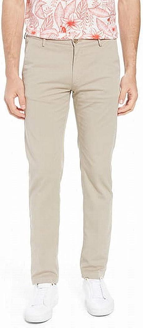 BOSS Men's Rice Slim Fit Chino Pants