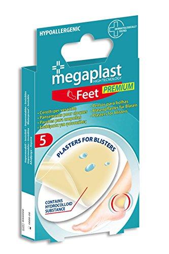 Megaplast Premium Hydrocolloïde pleister 5 stuks