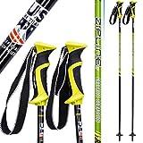 Ski Poles Graphite Carbon Composite - Zipline Lollipop U.S. Ski Team...