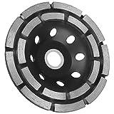 XCQ Hot 115mm Diamantschleifscheibe Schleifmittel Betonwerkzeuge Mühle Rad Metallbearbeitung Schneidschleifschale Säge langlebig 0327