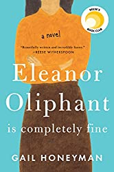 Beach Read - Eleanor Oliphant is Completely Fine