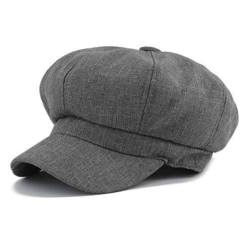 Gisdanchz Sombrero Mujer Boinas Gorras De Mujer Verano Sombrero De Vendedor De...