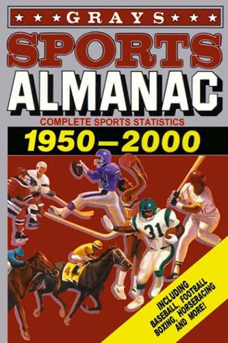 Grays Sports Almanac 1950-2000 - Blank...