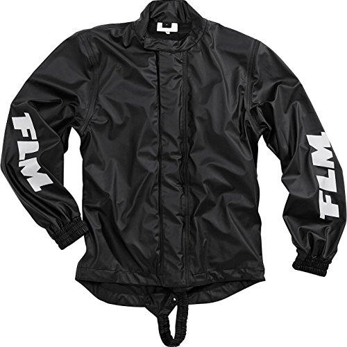 FLM Regenjacke, Regenschutz, Fahrrad Regenbekleidung Sports Stretch-Regenjacke 1.0 schwarz 3XL, Herren, Multipurpose, Sommer, Textil