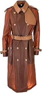 BURBERRY Luxury Fashion Womens 8016925 Brown Trench Coat | Fall Winter 19