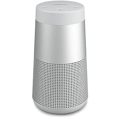 Bose SoundLink Revolve Bluetooth Speaker - Lux Grey from BOSE