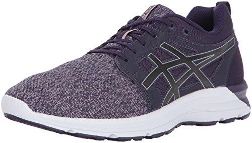 ASICS Women's Torrance Running Shoe, Mid Grey/Black/Carbon,...