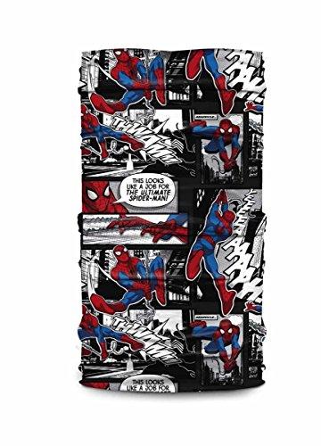 Star Licensing Spiderman Fascia, Multicolore, One Size (Taglia Produttore:Taglia Unica) Bambino