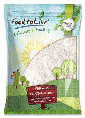 Unbleached White Fine Pastry Flour, 5 Pounds - Stone Ground from Soft White Whole Wheat Berries, Finely Milled and Sifted, Unbromated, Kosher, Vegan, Bulk, Great for Crustier Bread Baking, Biscuits, Muffins, Cakes, Brownies, Cookies, Pie Crust, and Pancakes, Product of the USA