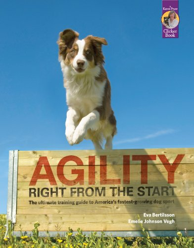 Dog Agility book cover
