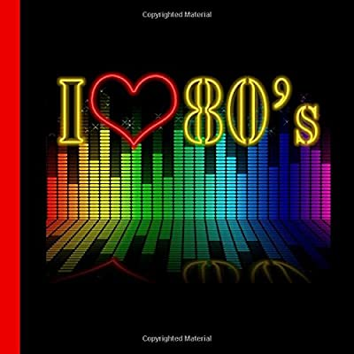 80s Party Guest Book: Beautiful 80s Theme Party Guest Book to Keep as a Memory Keep Sake and Treasure Forever (1980s Party Supplies,1980s Party Decorations) (Volume 1) by CreateSpace Independent Publishing Platform