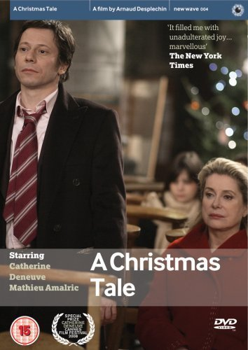 A Christmas Tale ( Un conte de Noël ) [ UK Import ]