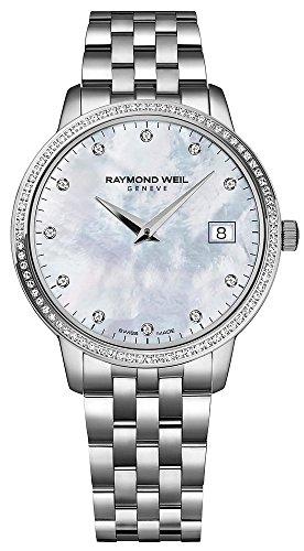Raymond Weil Toccata–Reloj de cuarzo para mujer 5388-sts-97081