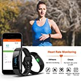 Zoom IMG-1 elegiant fitness tracker orologio braccialetto