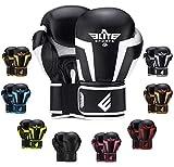 Sanabul Essential Gel Boxing Kickboxing Training Gloves...