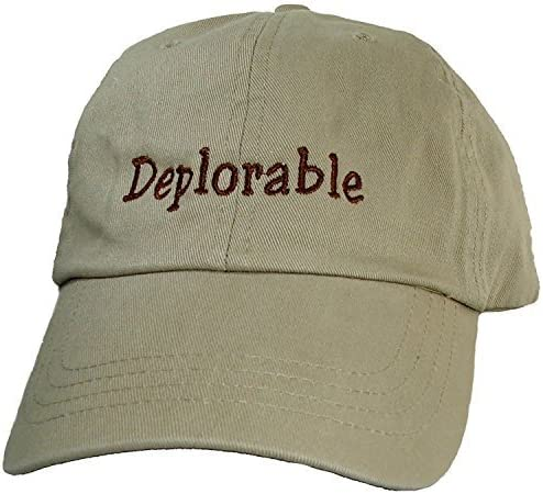 Year-end annual account Ranking TOP8 Sew Very Southern Deplorable Khaki Hat Unisex Adjustable