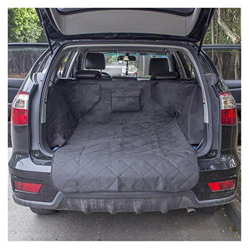ALBBMY Cargo Mat Trunk Protector Pet Dog Mat Waterproof Oxford Cloth Car Trunk Pet Pad Mat Carrier Cargo Liner Cover Pad Blanket Mat Protector SUV Pet Barrier