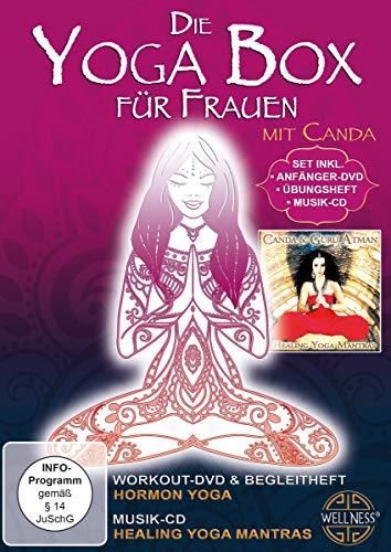 Die Yoga Box für Frauen (+ Audio-CD)