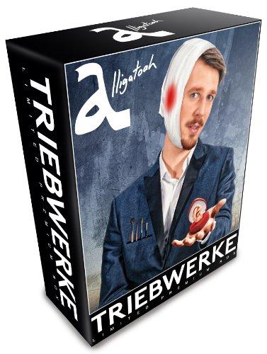 Triebwerke (3CDs, Malbuch, Wachsmalstifte und T-Shirt - exklusiv bei Amazon.de)