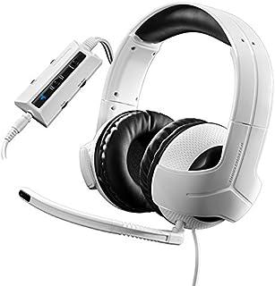 comprar comparacion Thrustmaster Y-300CPX - Auriculares - Multiplataforma PS4/PS3/XboxOne/Xbox360/PC/VR - Cable 4m - almohadillas grandes y ul...