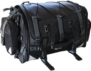 タナックス(TANAX) キャンピングシートバッグ2 モトフィズ(MOTOFIZZ) ブラック MFK-102 (可変容量59-75ℓ) [並行輸入品]