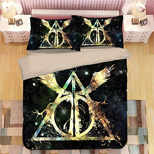 Ropa De Cama Harry Potter marca Q-DDOIT@
