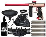 Action Village Empire Mini GS Paintball Gun Legendary Package Kit (Dust Tan/Dust Red)