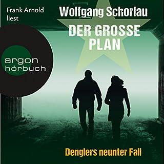 Der große Plan (Denglers neunter Fall) Titelbild